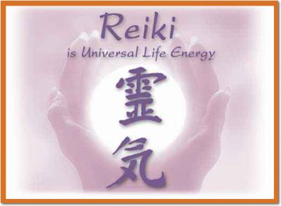 Reiki is Universal Life Energy