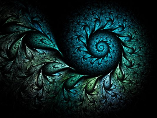 Life's Spiraling Journey Led by the Soul