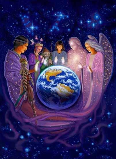 Sacred Angel Walk