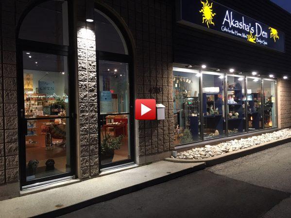 Akasha's Den in Oakville