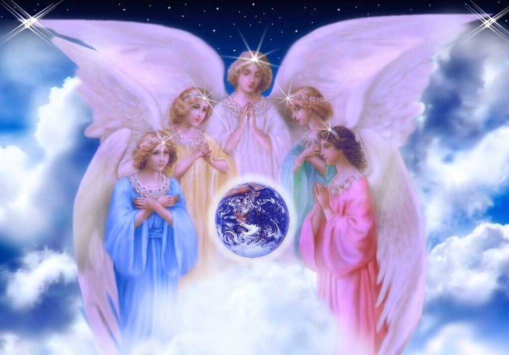 Meditation With Angels