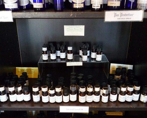 Essential Oils and Sprays